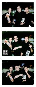 New Year's Eve at Sake Bar Ginn