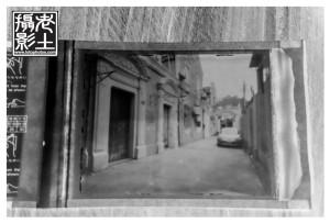 Resulting Polaroid.