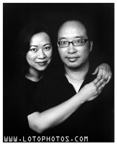 Portrait of Henry and Wendy