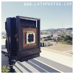 Kodak 2D 8x10, 150mm f300