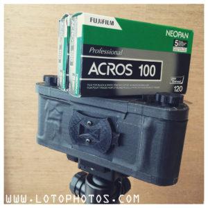 terraPin Kaiju 6x19 camera
