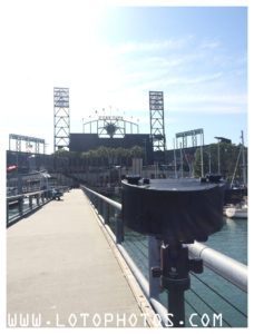 AT&T Park with the terraPin Kaiju 6x19 camera, 86mm